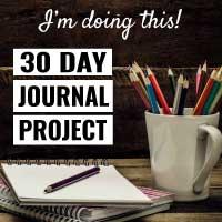 30-dayJournalProject